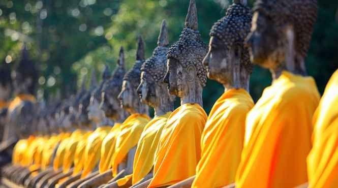 صورة تعرف على أشهر عادات الشعب التايلندي