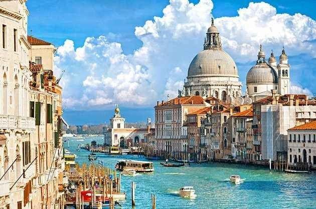 تعرف على أجمل الأماكن السياحية في فينيسيا 1