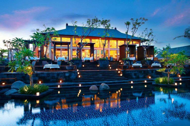 افضل المطاعم السياحية في جزيرة بالي