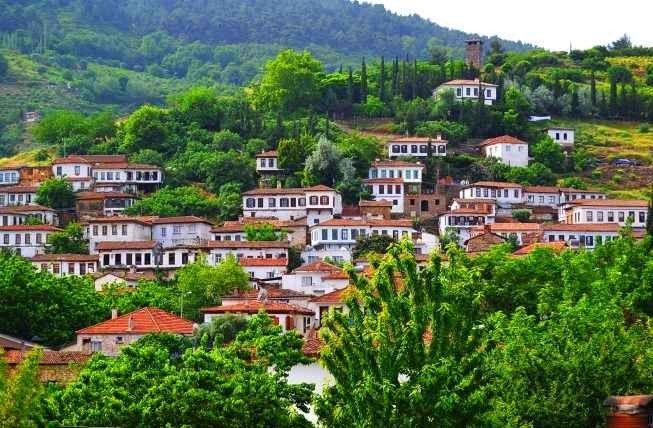 أجمل القرى القريبة من اسطنبول من الريف التركي