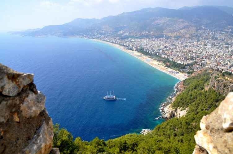 اهم الاماكن السياحية في انطاليا تركيا 3