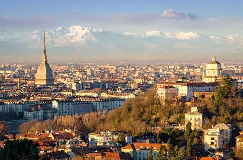 أجمل المدن السياحية في إيطاليا