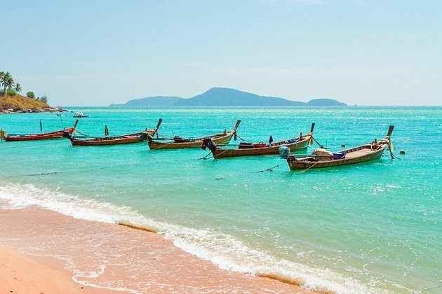 صورة جزيرة بوكيت في تايلند | أهم المزارات السياحية