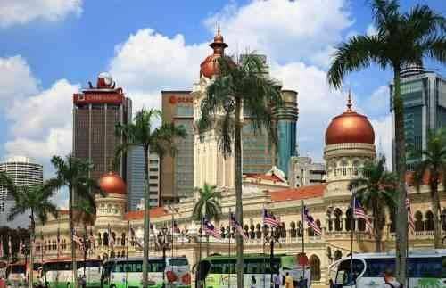 السياحة المجانية في كوالالمبور ماليزيا 1