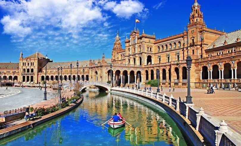 أجمل الأماكن السياحية في إسبانيا 1