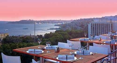 أفصل مطاعم اسطنبول الراقية ذات الإطلالة الساحرة 5