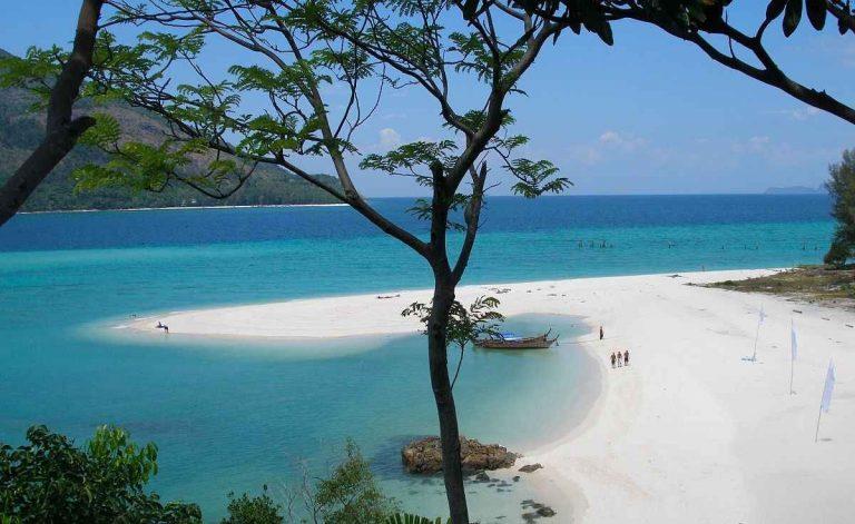 صورة جزيرة كوه ليب جوهرة شواطئ تايلند