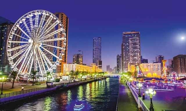 Image result for السياحة في مدينة الشارقة