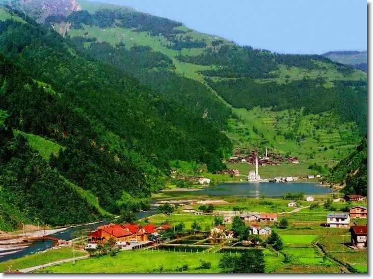 أوزنجول من أجمل أماكن السياحة في تركيا 4