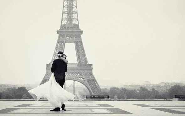 كيف تخطط لقضاء شهر العسل في باريس ؟ 2