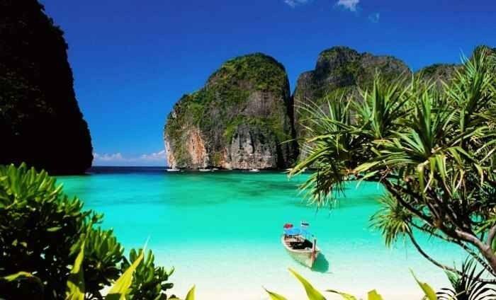 قضاء شهر العسل في تايلند
