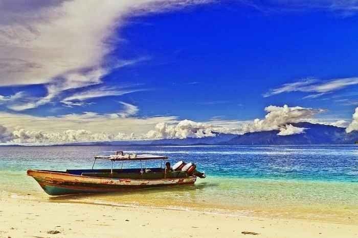 شهر العسل في إندونيسيا