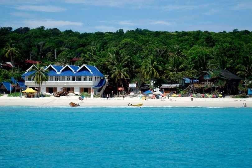 أفضل الشواطئ السياحية في ماليزيا 3