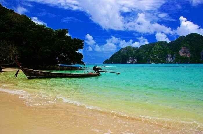 Photo of جزيرة في في تايلند أجمل الشواطئ السياحية