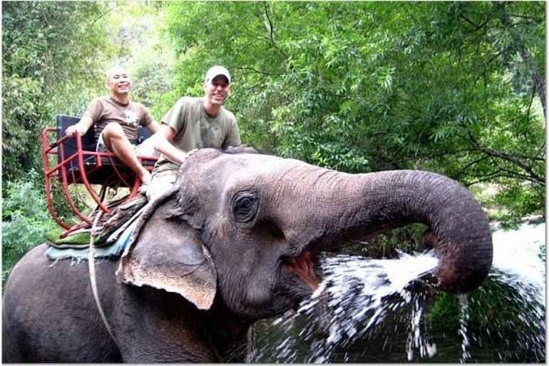 أجمل الحدائق الطبيعية في تايلند 1