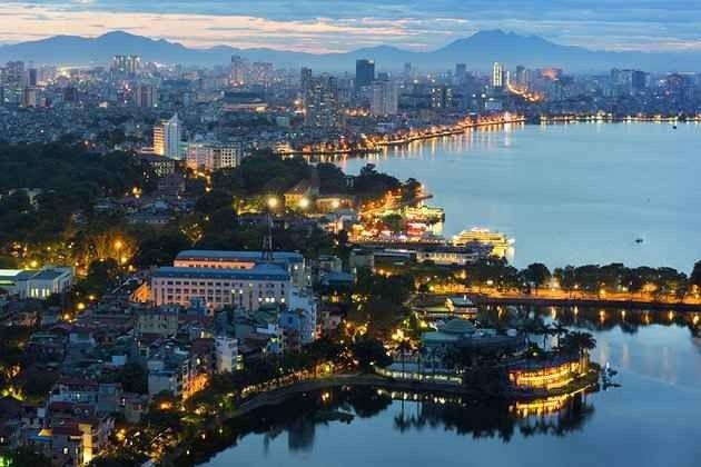 أجمل الأماكن السياحية في هانوي فيتنام 1
