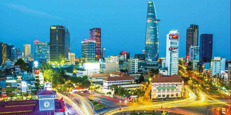 أجمل الأماكن السياحية في هوشي منه فيتنام 5