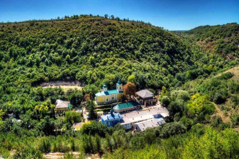 المناطق السياحية في مولدوفا