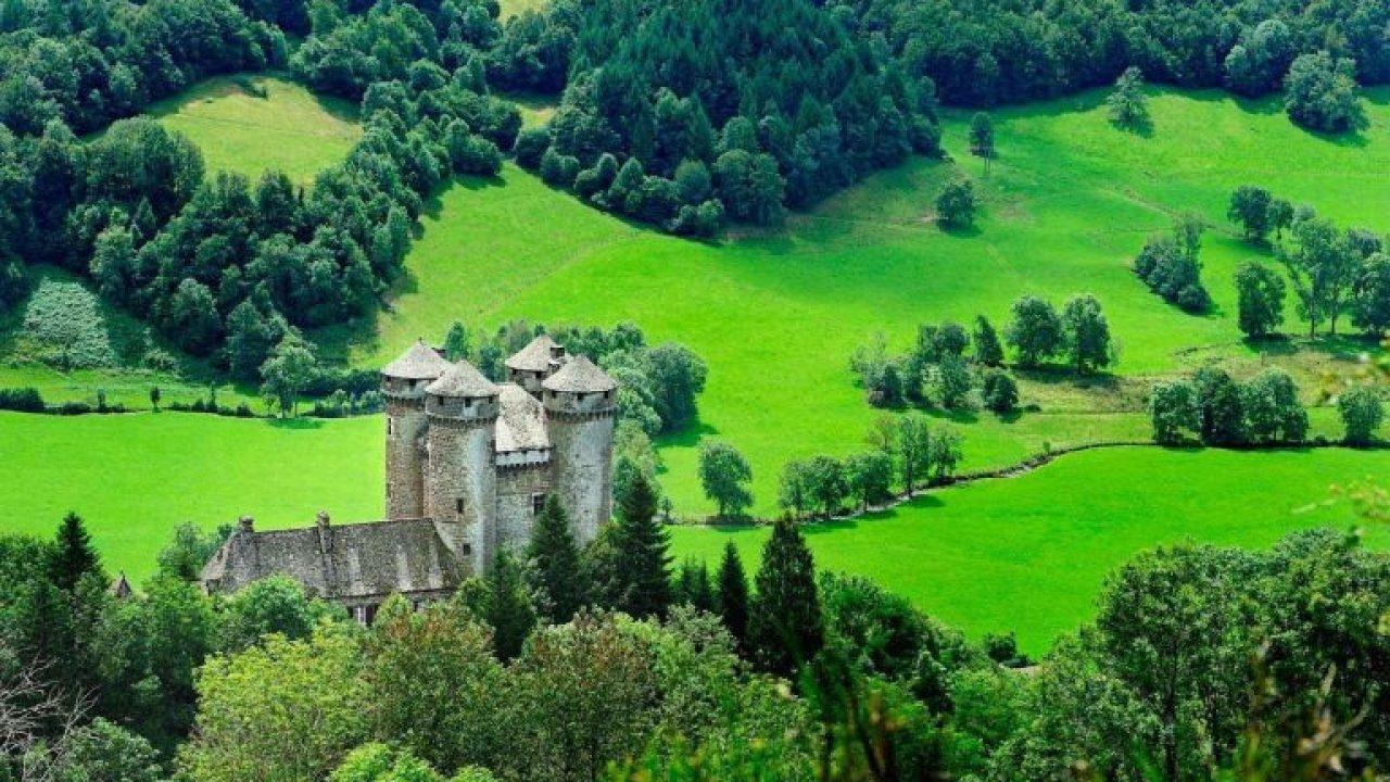 مدن الريف الفرنسي