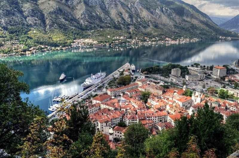 أجمل المدن السياحية في الجبل الأسود 2