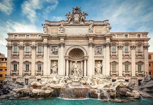 أهم الأماكن السياحية في روما 2