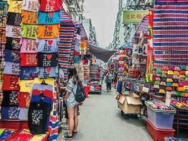 أفضل الأسواق الشعبية في هونج كونج 3