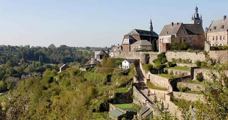قرية واترلو بلجيكا Waterloo Belgium