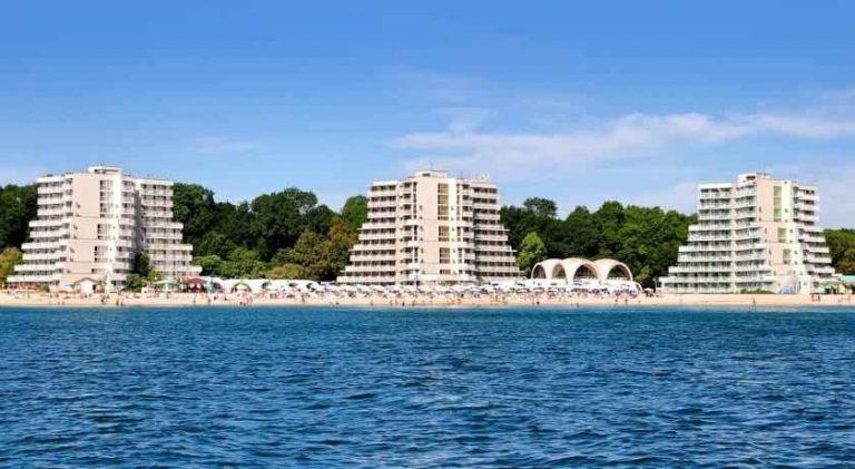 ألبينا بلغاريا Albena Resort