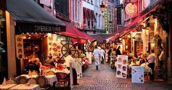 الاسواق الشعبية في بلجيكا