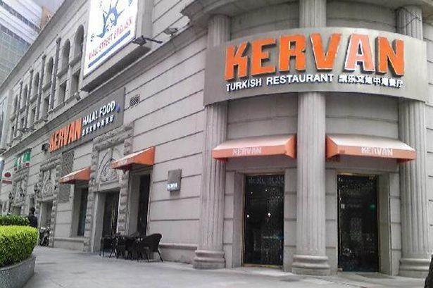 المطاعم الحلال في سيئول -كوريا الجنوبية 6