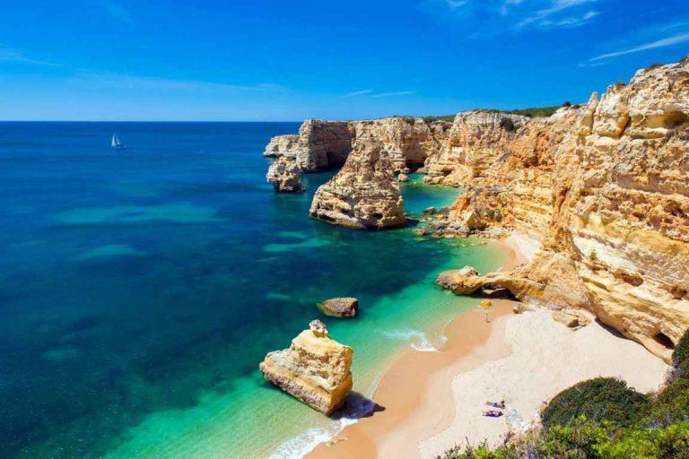 أجمل شواطئ البرتغال الساحرة 4