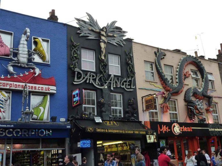 أفضل الأسواق الشعبية في لندن 3