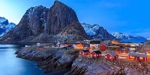 اكتشف أفضل المدن السياحية في النرويج 8