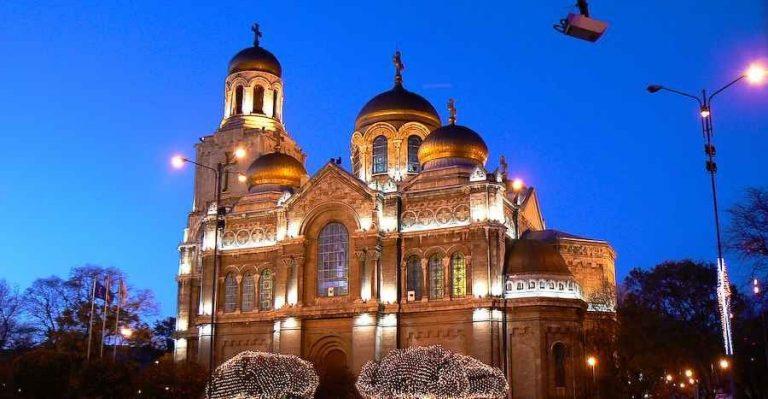كاتدرائية فارناVarna Cathedral