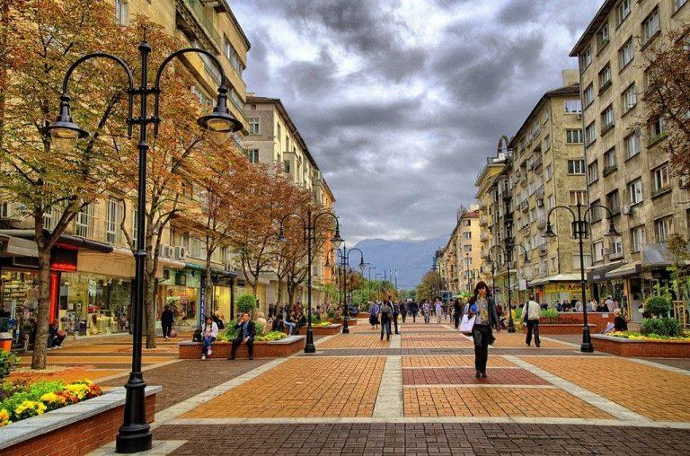 فيتوشا بوليفاردVitosha Boulevard