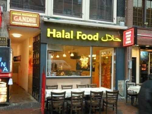 مطاعم حلال في بلجيكا
