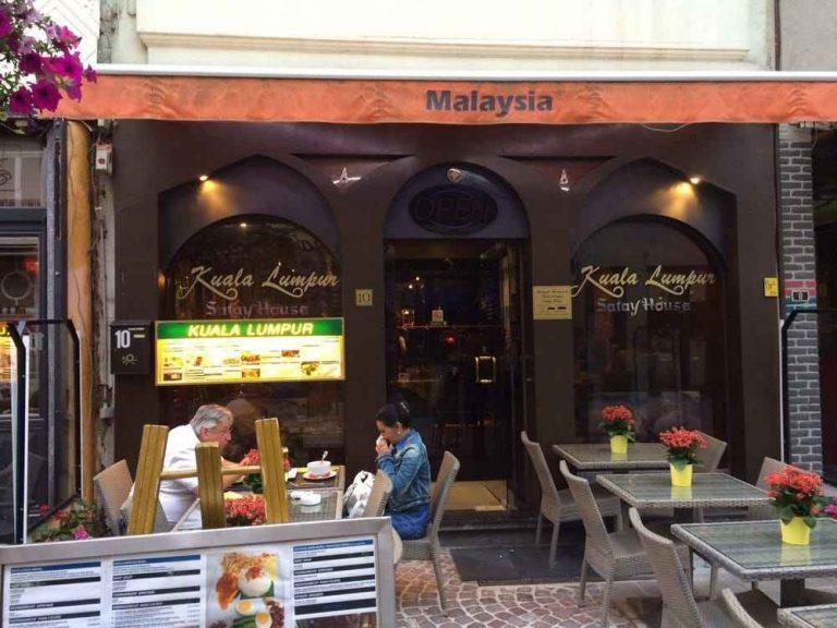 مطعم كوالالمبورkuala lumpur restaurant antwerp belgium