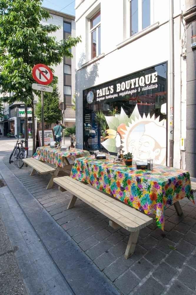 مطعم بولز بوتيكPaul's Boutique