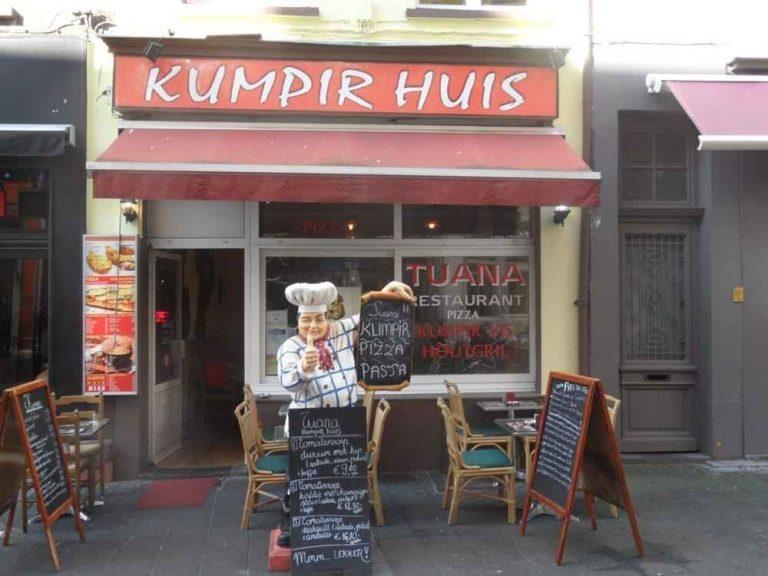 مطعم كومبير إيثوس بلجيكاKumpir Eethuis
