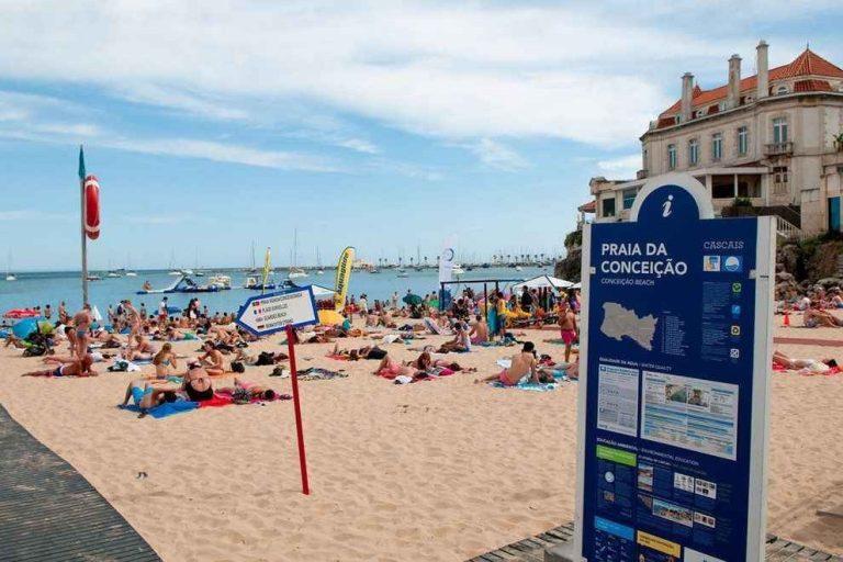 أفضل شواطئ مدينة لشبونة -البرتغال 4