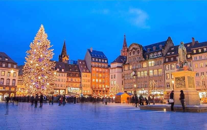 الأماكن السياحية في فرانكفورت