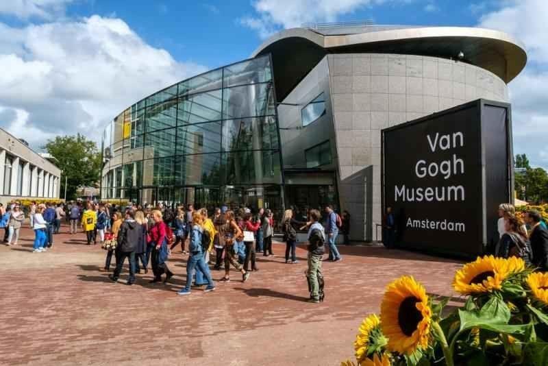 متحف فان غوخThe Van Gogh Museum