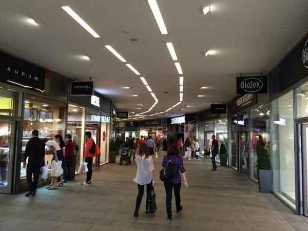 صورة الأوت لت في براغ .. تجربة فريدة من التسوق