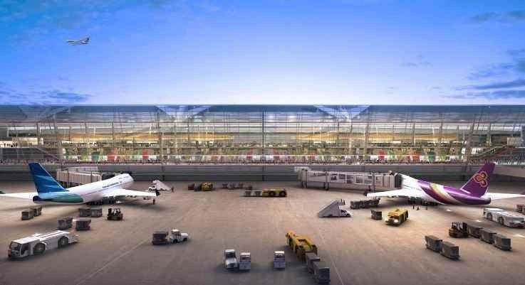 مطارات اندونيسيا