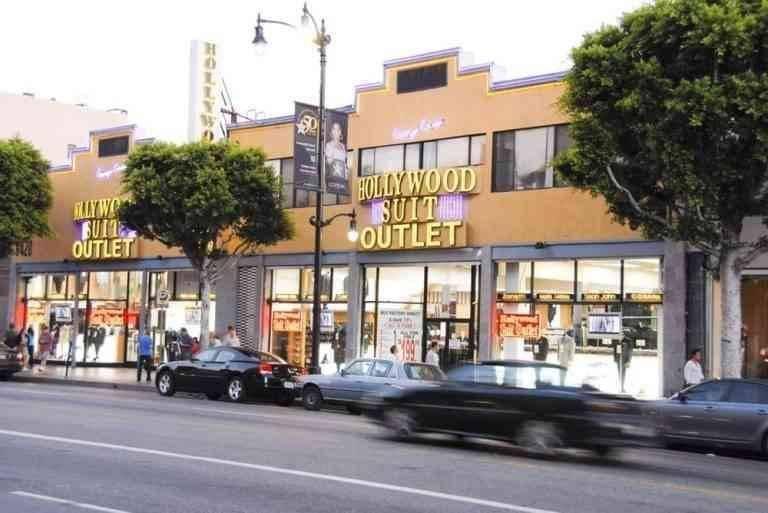 أفضل متاجر الملابس في لوس انجلوس