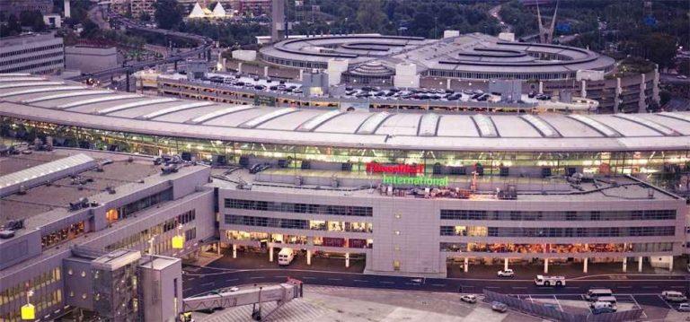 مطار دوسلدورف الدوليDusseldorf Airport