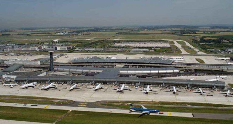 مطار باريس شارل ديغولCharles de Gaulle Airport