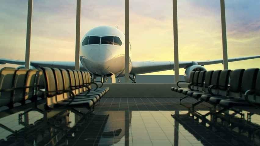 مطارات اسبانيا