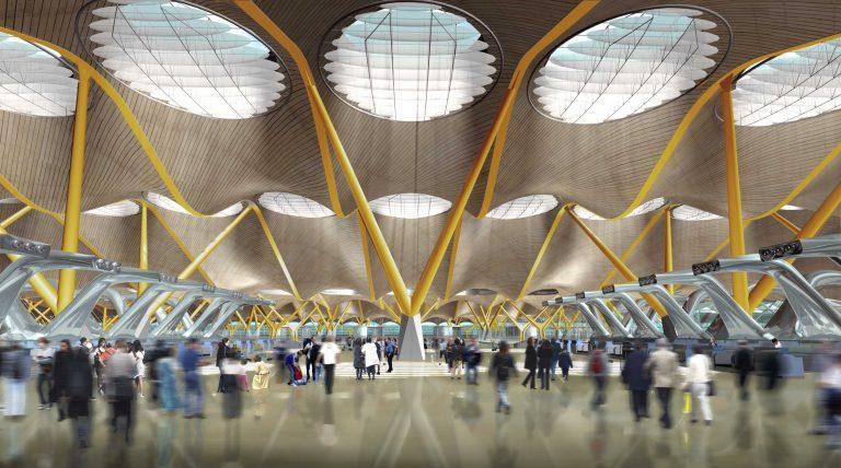مطار مدريد باراخاس الدوليMadrid Barajas Airport