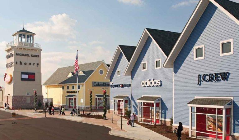 جيرسي شور برميوم أوتلتس Jersey Shore Premium Outlets